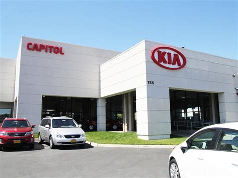 Capitol Kia Capitol Kia Car Dealership In San Jose Ca 95136 Kelley