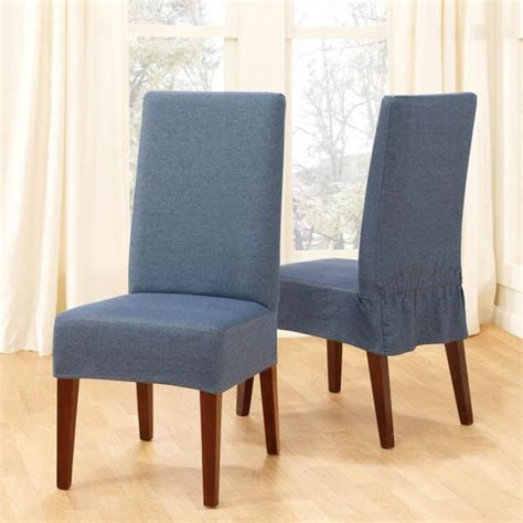 denim chair slipcovers denim dining room chair covers tedx decors best dining