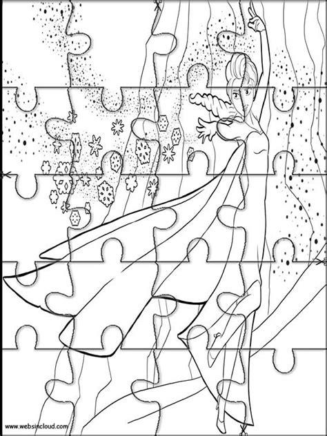 frozen colorear para ninos 1534837574 puzzles recortables para imprimir para ni 241 os frozen 1