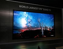 Image result for largest tv screen. Size: 205 x 160. Source: www.ibtimes.co.uk