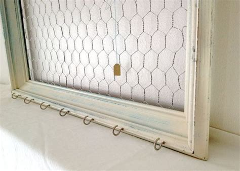 blue chicken wire frame reserved for idevaley large white washed blue chicken wire fram