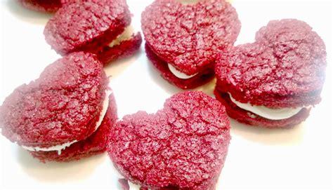 velvet cookies for s day velvet cookies recipes dishmaps