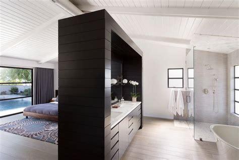 Modern Master Bedrooms with En Suite Bathroom Designs ~ Abpho