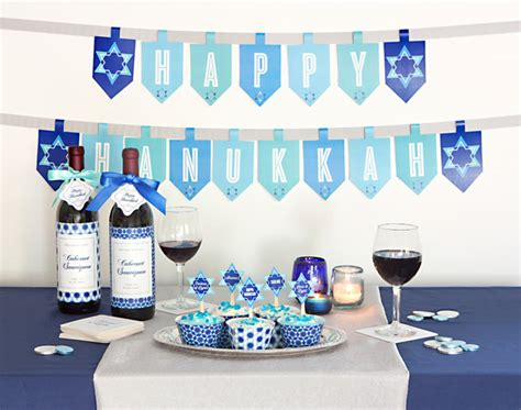 printable hanukkah decorations celebrate hanukkah with free printables evermine occasions