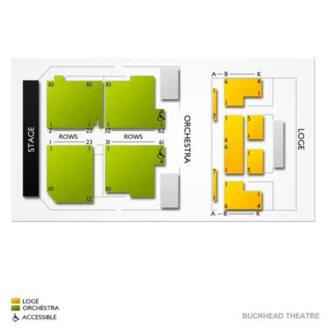 buckhead theater atlanta seating chart buckhead theatre seating chart seats