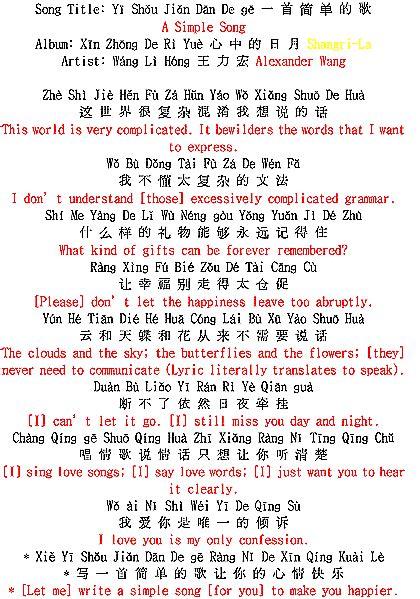 song with lyrics girlshopes