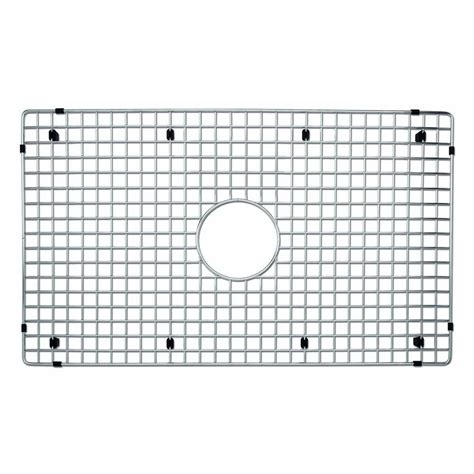 sink grid home depot blanco stainless steel sink grid for wave kitchen sinks
