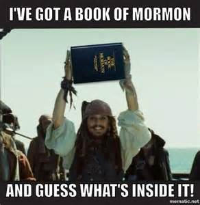 Book Of Mormon Meme - captain jack sparrow what a missionary funny pinterest