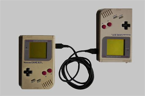 gameboy color link cable link cable