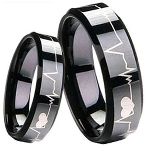 Tungsten Carbide Ring, Scratch free, Everlasting Quality