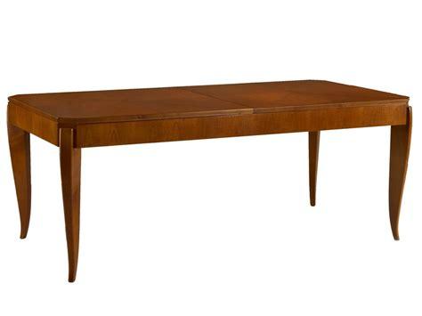 tavolo mogano tavolo allungabile rettangolare in legno 900 tavolo