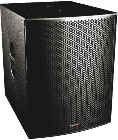 american dj senseb subwoofer passive speaker senseb