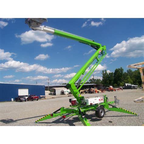 towable boom lift  tool rental depot store