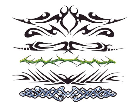 star armband tattoo designs best tatto design tribal armband designs