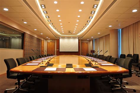 Board Room by Management Company Of Olympic House Limited