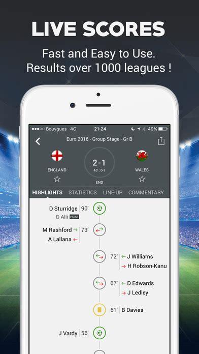 live mobile score live football scores soccer live score app report on