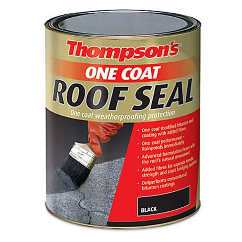 Thompsons One Coat Patio Sealer by Thompsons Clear One Coat Water Seal Ultra 1l