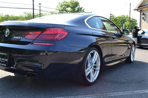 2012 bmw 650i m sport coupe pre owned