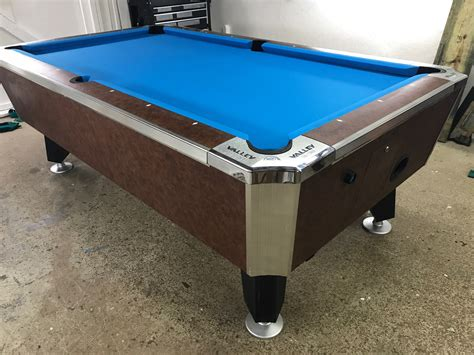 used coin operated pool tables table 080317 valley coin operated pool table used coin