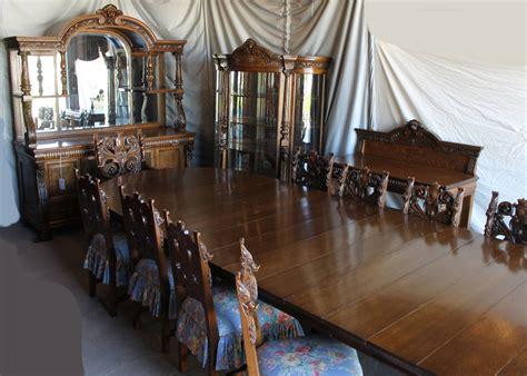 bargain johns antiques antique victorian  piece oak