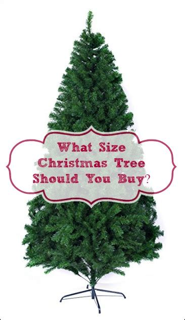 what size christmas tree do i need