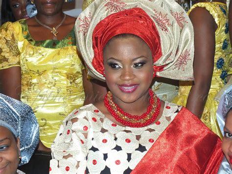 Nigeria Traditional Wedding Newhairstylesformen2014