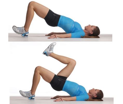 glute bridge on bench the one glutes exercise you should be doing but probably aren t top me