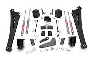 5in suspension lift kit for 2014 2017 dodge 4wd 2500 ram