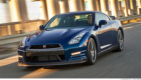 nissan cars names supercars from household names nissan gt r 1 cnnmoney