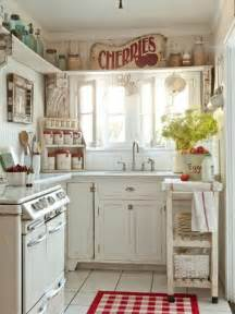 country kitchen decor ideas red and white country kitchen home decorating ideas