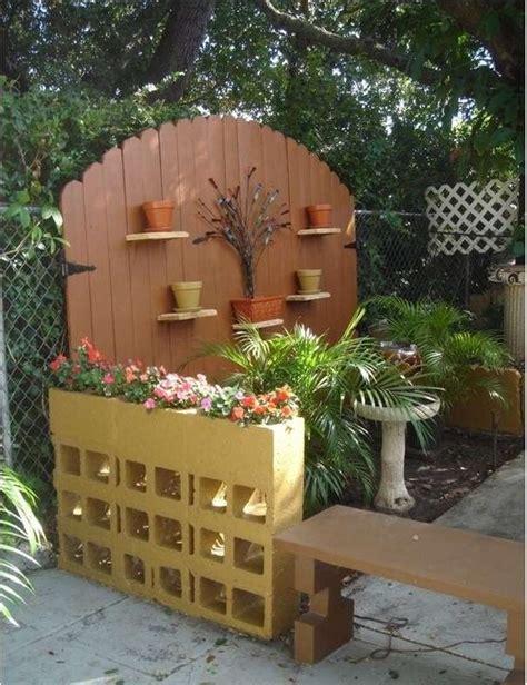 il giardino di cemento 8806224786 decorare il giardino con dei blocchi di cemento 20 idee per ispirarvi