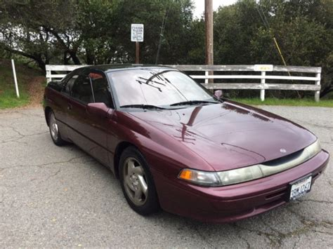 svx subaru for sale 1992 subaru svx orignial owner nr jdm awd not wrx sti