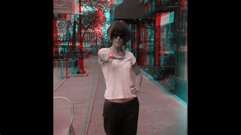 imagenes en 3d rojo y azul imagenes 3d para gafas rojo y azul youtube