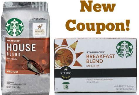 Starbucks Coupons Printable new starbucks coffee coupons