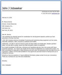 Digital Print Operator Cover Letter by Sewing Machine Operator Cover Letter Sle