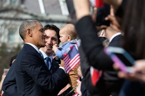 president canada president obama welcomes canadian prime minister trudeau