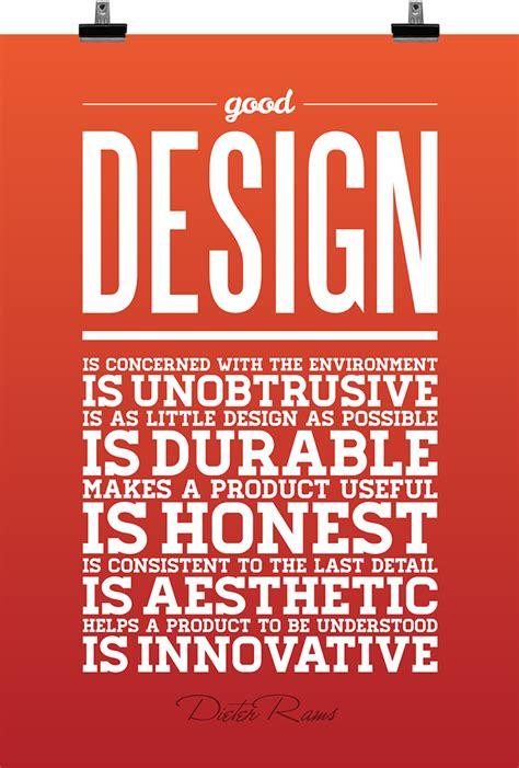design of poster making what design is good design poster osvaldas valutis