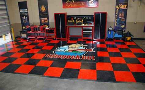 RACEDECK Garage Floors, Racedeck garage flooring, Racedeck