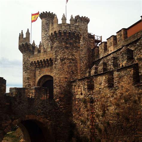 Tomar Portugal Knights Templar Castle Castles