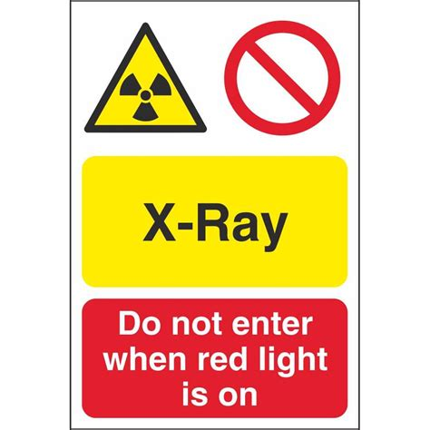 printable x ray radiation sign x ray do not enter when red light is on workplace safety signs