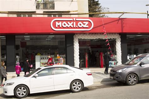 Sasmita Maxi Az 1 в баку открылся очередной новый магазин бытовой техники и электроники maxi az фото 1news az