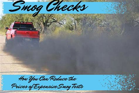 Where Do You Get A Background Check Done Smog Checks How You Can Reduce The Prices Of Expensive Smog Tests Car Models