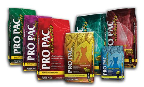 propac puppy food pro pac 174 ultimates pet food