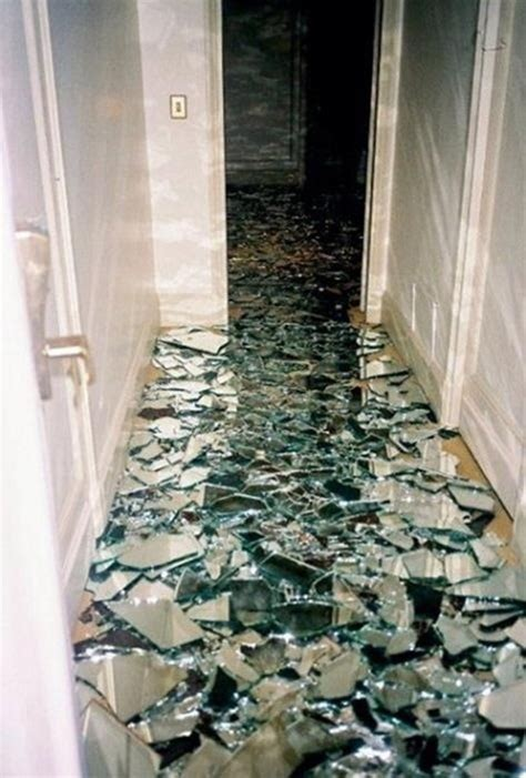 Don?t Want to Throw your Favorite Glass? (10 Broken Glass