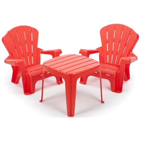 Buy Tikes Garden Table And Chairs Set From Canada