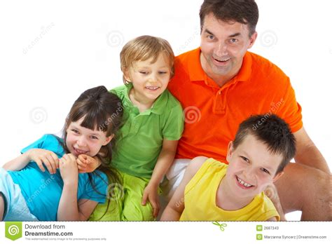 with children children with their stock photos image 2687343