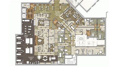physical therapy clinic floor plans newton physical therapy suite buckl architects