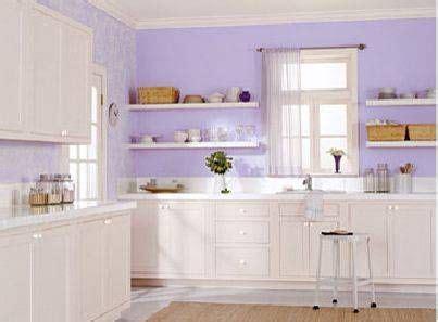 White Kitchen Purple Walls by 17 Best Ideas About Purple Kitchen Walls On