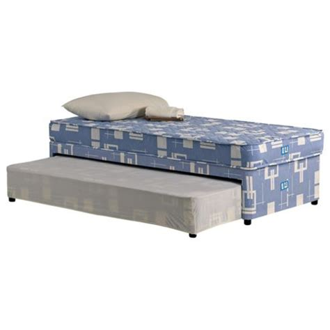 Low Single Bed With Mattress by Buy Tesco Essentials Single Guest Bed Divan Bed Low