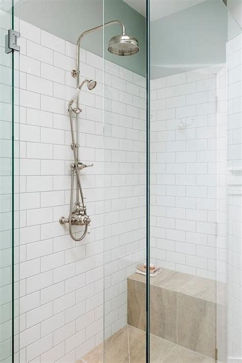 Plumbing In A Shower by Shower With Exposed Plumbing Shower